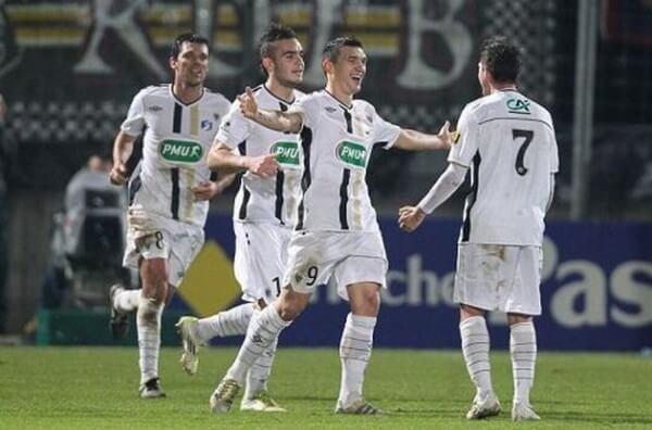 ANGERS SCO Team Football 2018