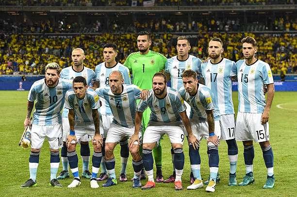 Pertandingan Tim ARGENTINA 2018 &quot;width =&quot; 612 &quot;height =&quot; 407 &quot;/&gt; </p> <p><span style=