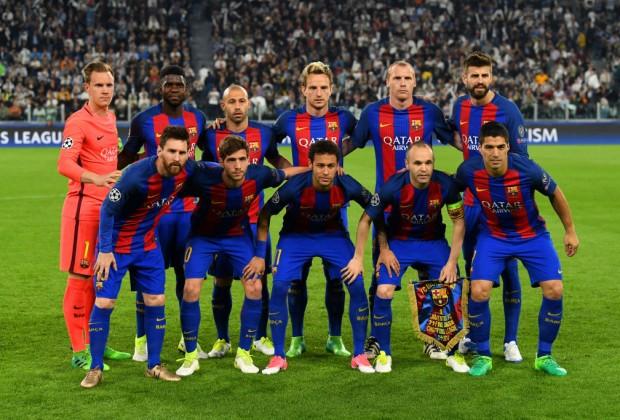 BARCELONA Team Football 2018