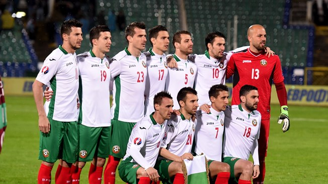 BULGARIA Team Football 2018