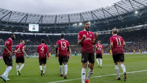 HANNOVER 96 Team Football 2018