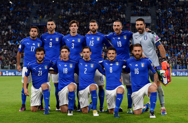 Tim Sepak Bola ITALIA 2018 &quot;width =&quot; 600 &quot;height =&quot; 394 &quot;/&gt; </p> <p style=