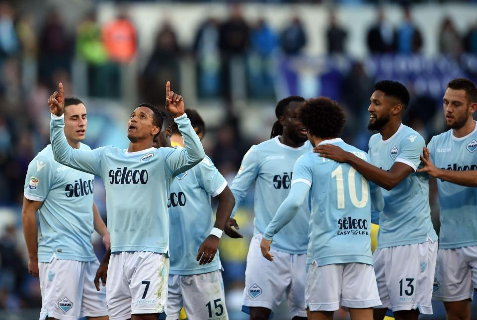 Lazio Football Team &quot;width =&quot; 653 &quot;height =&quot; 438 &quot;/&gt; </p> <p style=