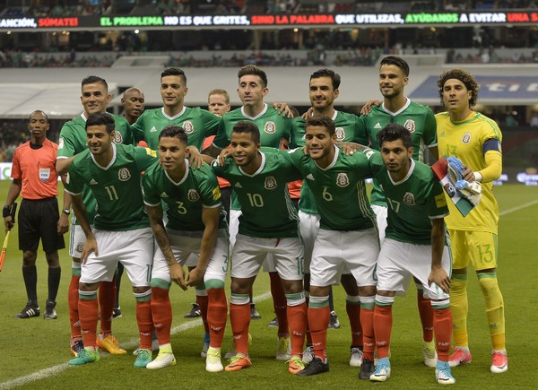 Tim MEXICO Football 2018 &quot;width =&quot; 512 &quot;height =&quot; 372 &quot;/&gt; </p> <p> <span style=