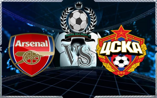 Prediksi Skor Arsenal Vs Cska Moskva 6 April 2018