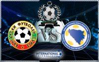 Prediksi Skor Bulgaria Vs Bosnia Herzegovina 24 Maret 2018