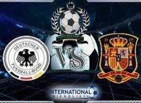Prediksi Skor Jerman Vs Spanyol 24 Maret 2018