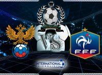 Prediksi Skor Russia Vs Prancis 27 Maret 2018