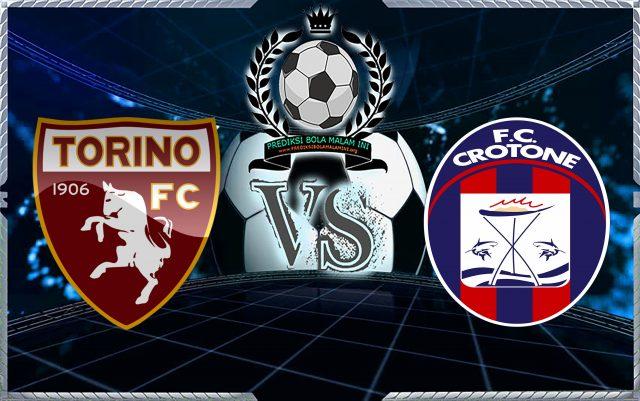 Prediksi Skor Torino Vs Crotone 4 April 2018