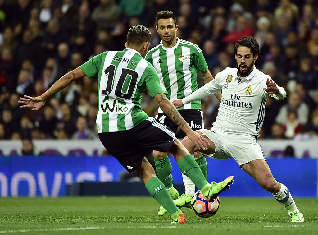 "REAL BETIS Tim Sepak Bola 2018 ""width ="" 579 ""height ="" 427 ""/> </p> <p> <span style="