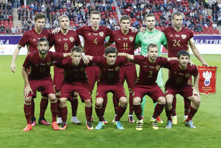 RUSSIA Team Football 2018 &quot;width =&quot; 585 &quot;height =&quot; 390 &quot;/&gt; </p> <p> <span style=