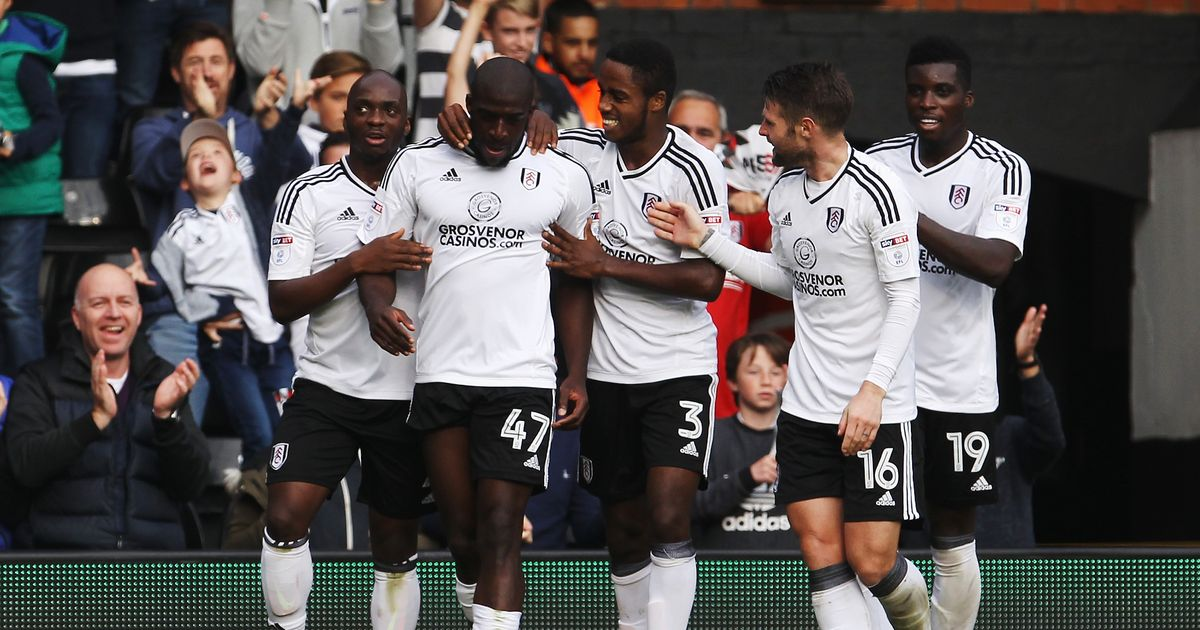 Fulham Football Team &quot;width =&quot; 655 &quot;height =&quot; 344 &quot;/&gt; </p> <p> <span style=
