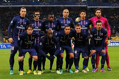 "PSG Team Football ""width ="" 400 ""height ="" 266 ""/> </p> <p> <span style="